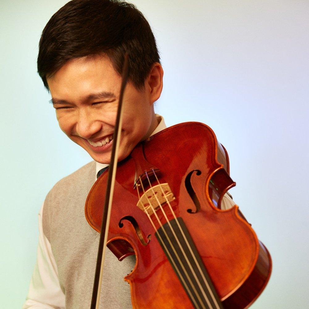 CHEN Zhangyi - Viola
