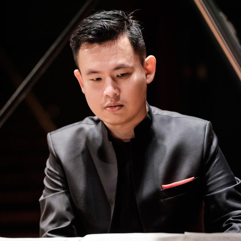 Gerald LIM - Harpsichord