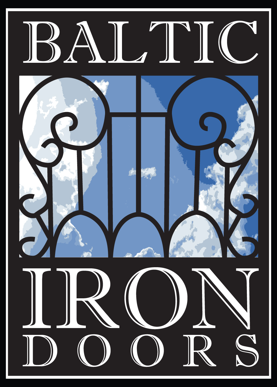 Baltic Iron Doors