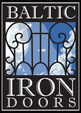 Custom Wrought Baltic Iron Doors
