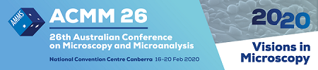 26th Australian Conference on Microscopy and Microanalysis