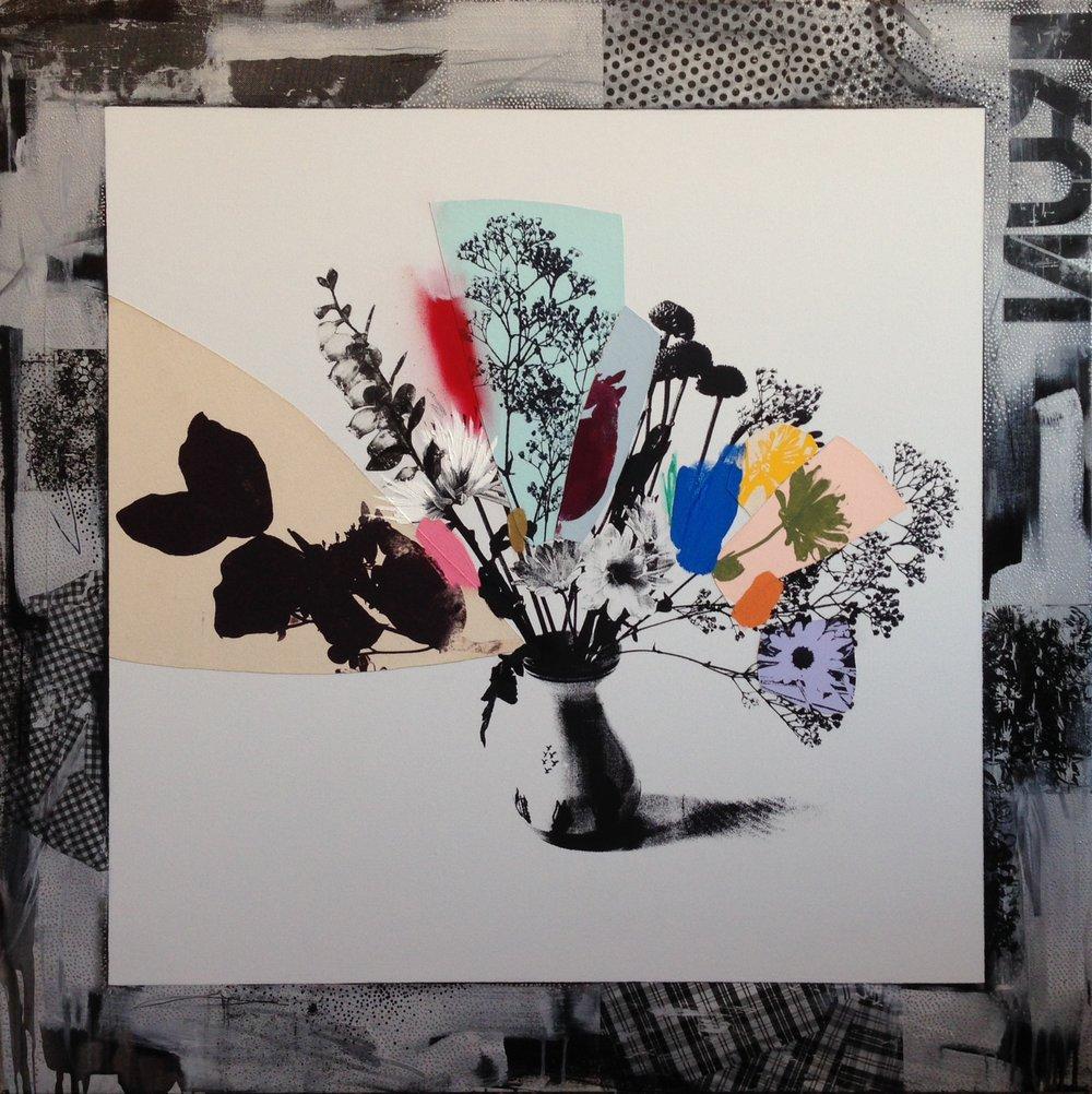 Bouquet (silver + rainbow) - 60x60.JPG