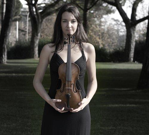 Élodie Bugni - Violin