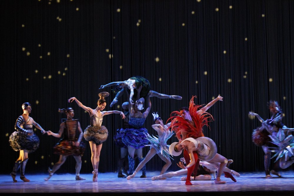 The West Australian Ballet perform Snow White at His Majesty's Theatre, Perth. Source: deborahjonesdotme.wordpress.com