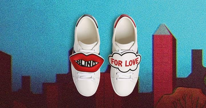 ce718b79ee5d THE CUSTOMISABLE ACE PATCH SNEAKER COLLECTION BY GUCCI — The King ...