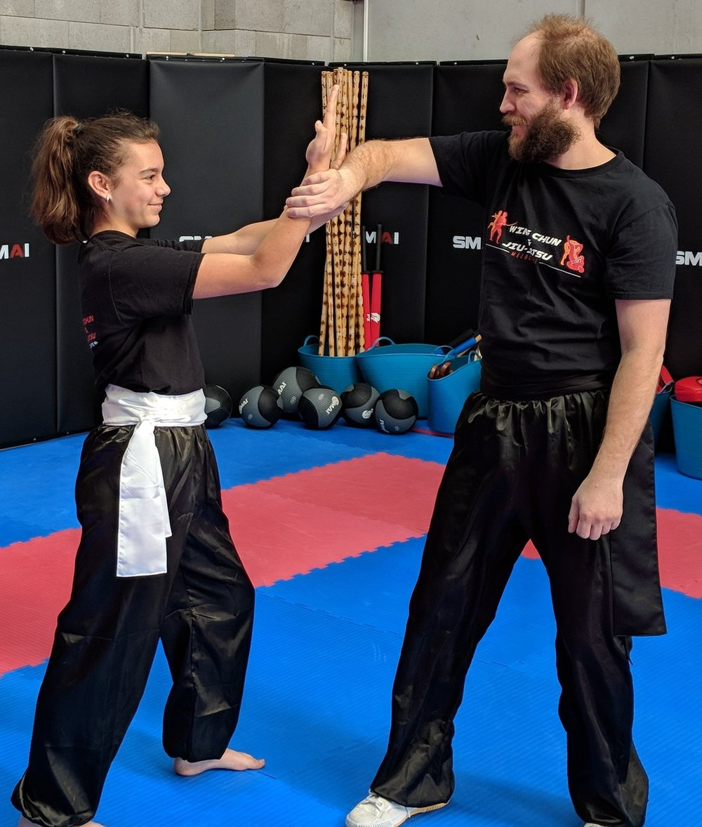 Children's martial art classes won't just teach your child self-defence, but how to avoid fighting. By teaching your child to be verbally assertive, our aim is to instil confidence so that he or she can deter bullies without resorting to violence. We want to help your child develop self-defence skills without becoming a bully themselves. -
