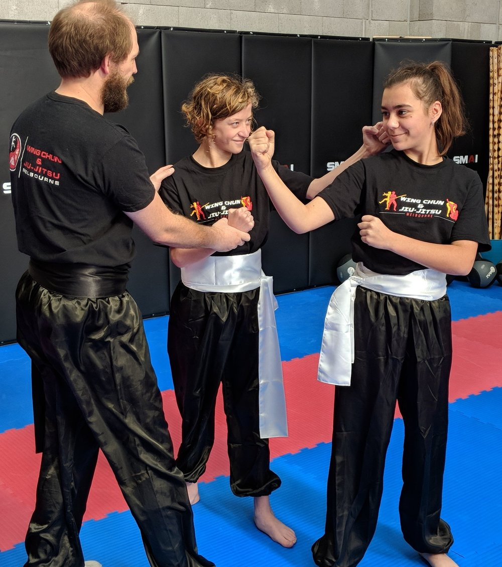 No martial art is magic and no child can be made bully-proof in just a few classes. However, with consistent and focused training, our promise to you is that children will quickly learn to defend themselves. Some children are, of course, either shy or more timid than others. Some kids have little co-ordination or athletic ability. It doesn't matter. All children are capable of learning how to defend themselves and others. Some will be better than others at it, but all can become good at it. The secret to it is making the class enjoyable enough to keep your child wanting to come back. -