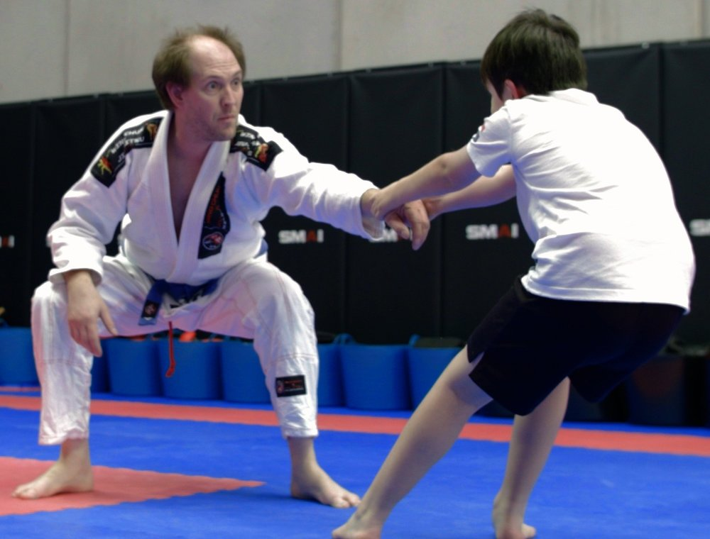 - A child's inability to confront a bully is often deeply-seated in a fear of physical violence. When children are taught to defend themselves their confidence grows. We teach them how to stand up to a bully who may only be verbally attacking them, thus averting a physical confrontation.