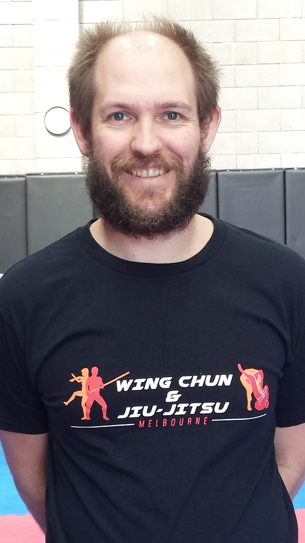 """Our instructor, Declan Eipper, has taught children martial arts and held a """"Working with Children Permit"""" since 2012. Declan was bullied himself as a child and has the compassion and empathy to help your child deal with, and if necessary, confront bullies. He will help your child develop psychological resilience to bullying. -"""