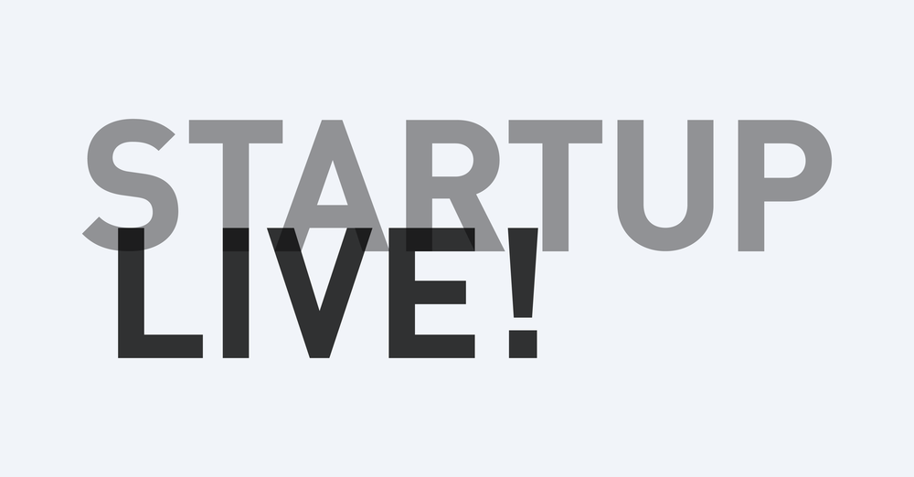 Startup LIVE! - Southern Sweden's largest startup event, highlighting Skåne startups and community members since February 2016.