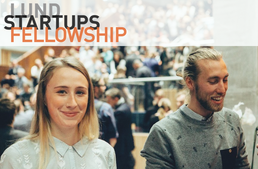lund startups fellowship - Fellowship giving students unique insight into high growth entrepreneurship, hands-on experience in the startup community and a study trip to Silicon Valley.