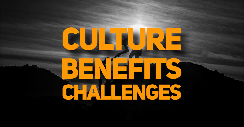 Culture Benefits Challenges