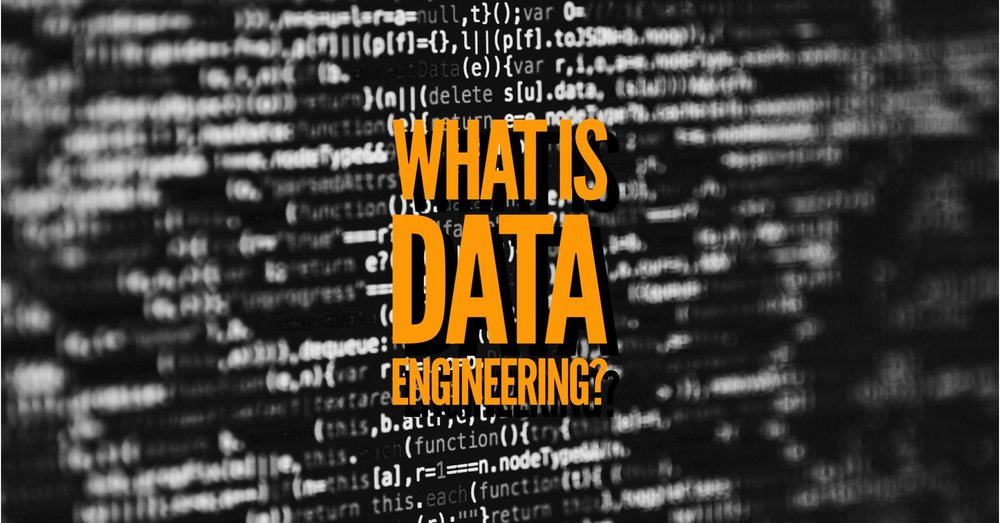 What is Data Engineering