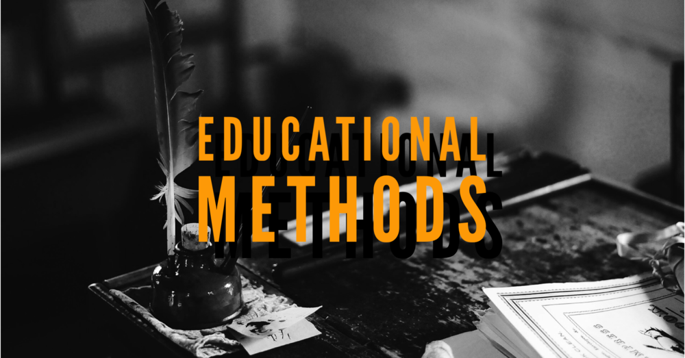 Educational Methods