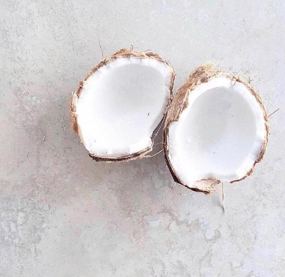 So Pure Cafe Coconuts