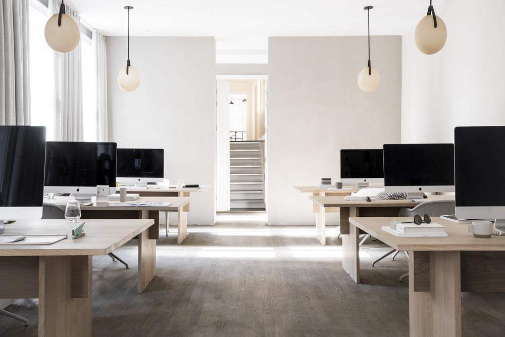 (Home & office based ideas - image from Norm Architects, The Kinfolk Office Gallery)