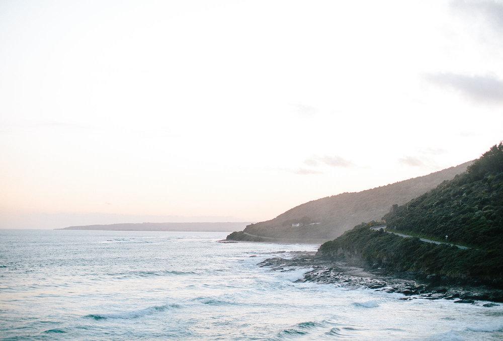 (Wellbeing management - hiking along the Melbourne Coastline, Rich Stapleton)