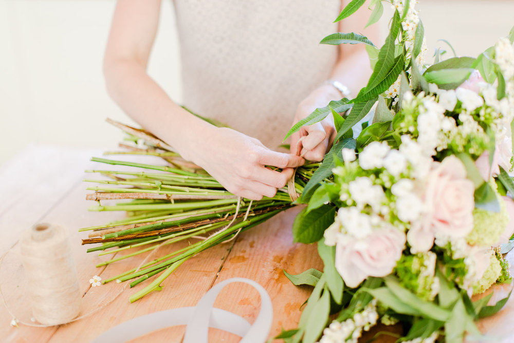 ONE DAY - FLORISTRY TASTER WORKSHOP - FULL £380 REDEEMABLE WHEN BOOKING ONTO STAGE 2, STAGE 3 OR STAGE 4