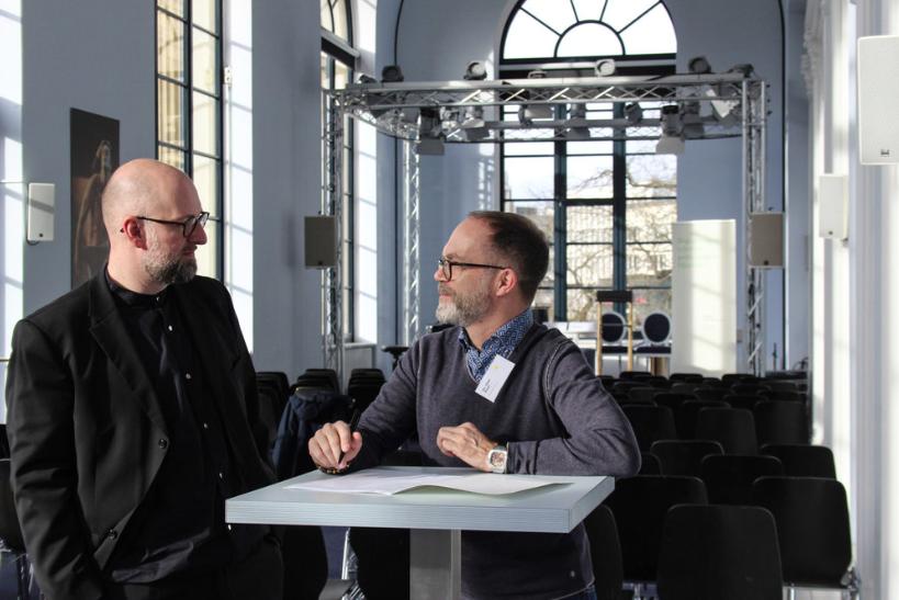 Besuch der Staatsoper Hannover  Programmtag zum Thema ›Die Rolle und Bedeutung von Kunst und Kultur für Hannover‹