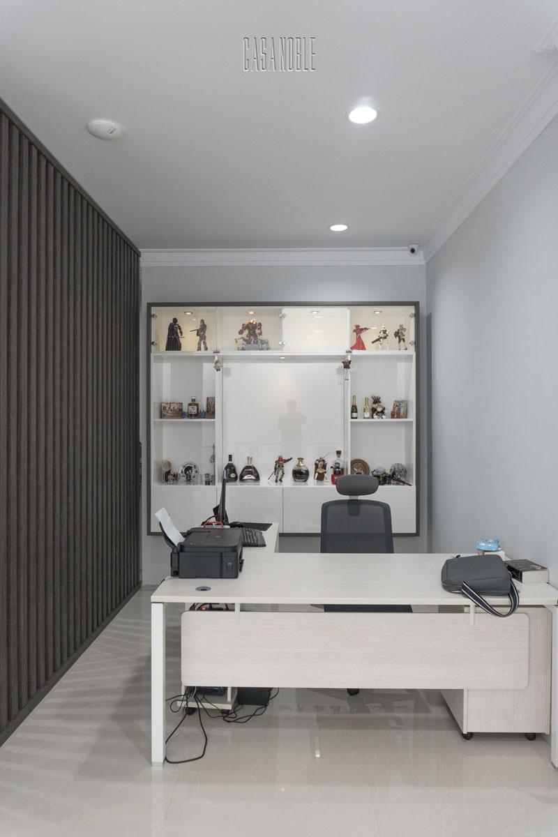 Custom Workspace