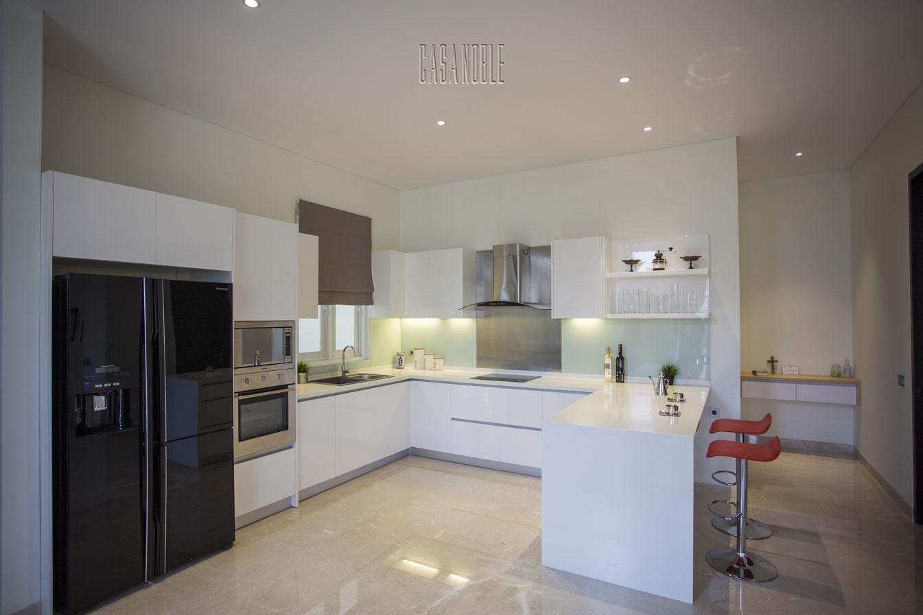 Casanoble dapur kitchen set kitchenset custom luxury mewah desainer jakarta indonesia 9 jpg