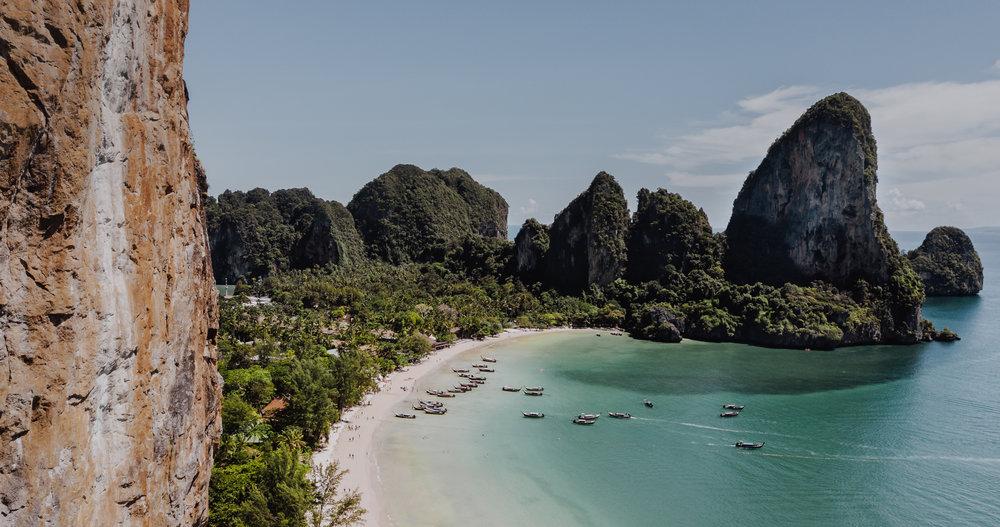 Railay Beach, Thailand -