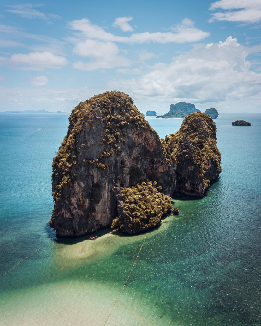 Krabi, Thailand -