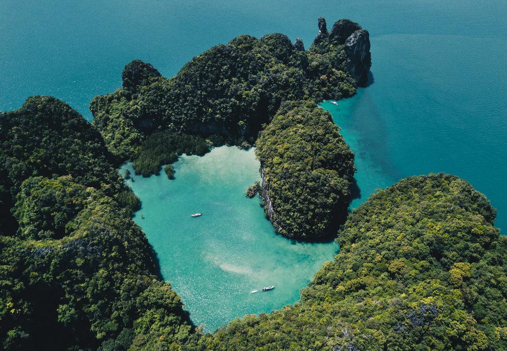 Ko Hong Lagoon -