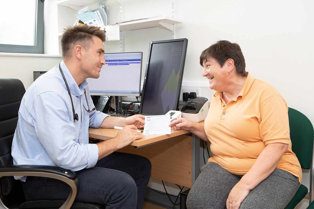 GPs reduce demand and meet non-clinical needs