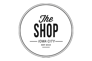 - THE SHOP IOWA CITYThe Shop Iowa City is a thoughtfully curated shop put together by three women-owned businesses under one roof. At The Shop Iowa City, you'll find a collection of found, made, vintage, and new decor, gifts, and the sweetest things to make your house a home. Stop by if you're in the market for plants, signs, furniture, and more. Make sure to also visit our sister store, The Shop Kalona!