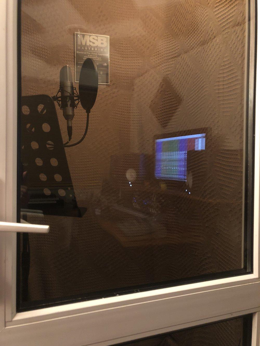 Studio 2 - Photography. Westand Studio Recording. Music
