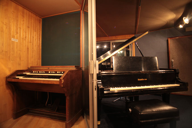 Studio 1 - Photography. Westland Studios. Piano's and Triangle Room.Music. Dublin, Ireland