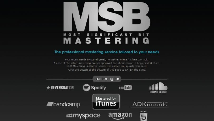 MSB Mastering -