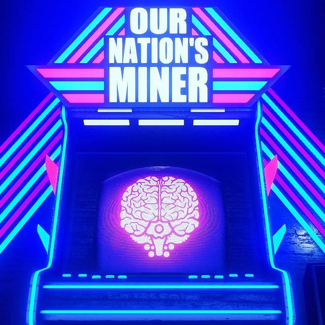Did someone say mind control?  Our Nation's Miner overhaul - coming Q2 2018.  Visit lordbytesworth.net for more information.  #indie #gamedev #unity3d #scifi #retro #arcade #b3d #mindcontrol