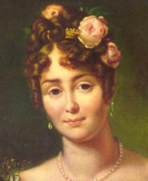 Marie Walewska (1786-1817) La seule femme qui eut vraiment aimée Napoléon et qui lui donna un fils, Alexandre Walewski