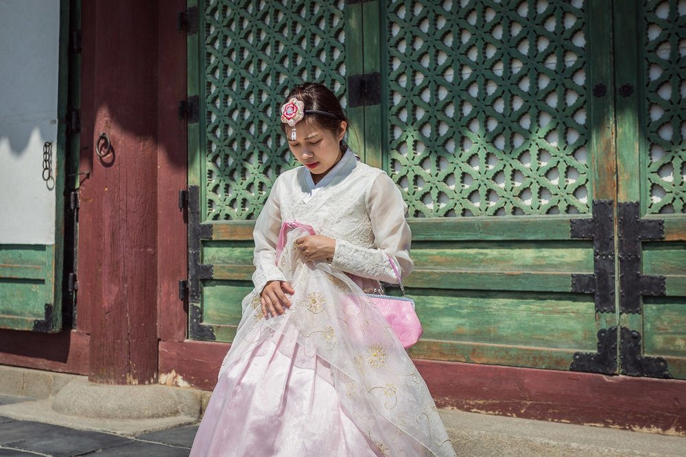 Vestidos Tradicionales Asia - Estudio GALLARDO Fotografía