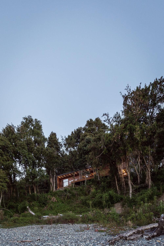 Arquitectura Lago Llanquihue - Estudio GALLARDO Fotografía