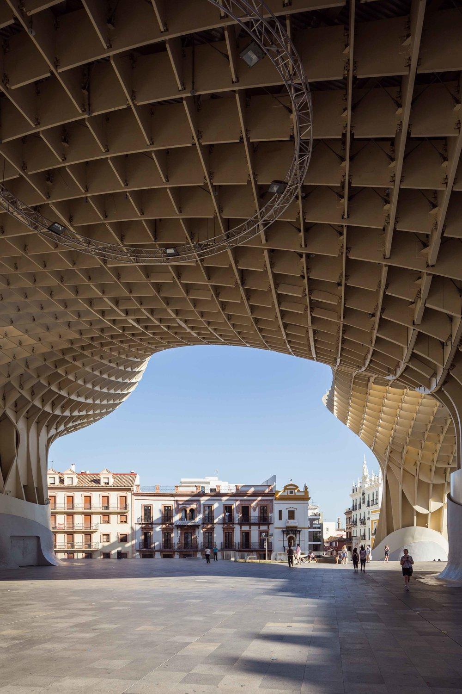 Metropol Parasol, Arquitectura Sevilla - Estudio GALLARDO Fotografía