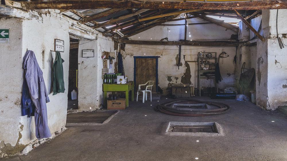 Arquitectura viñedos - Estudio GALLARDO Fotografía
