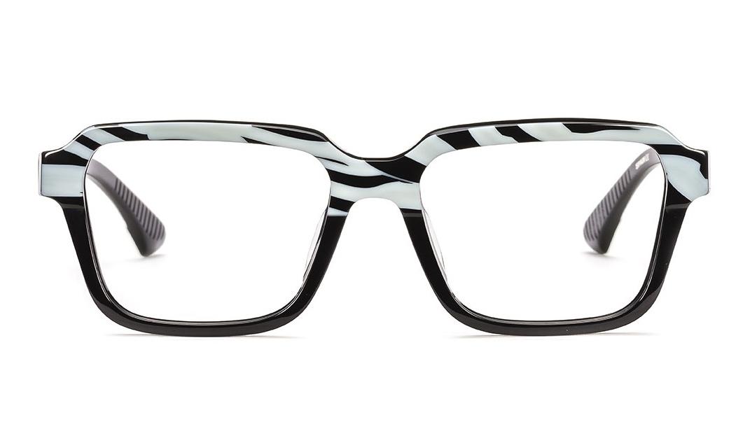Bunte Farben, schicke Muster: Kunststoffbrillen von heute ...