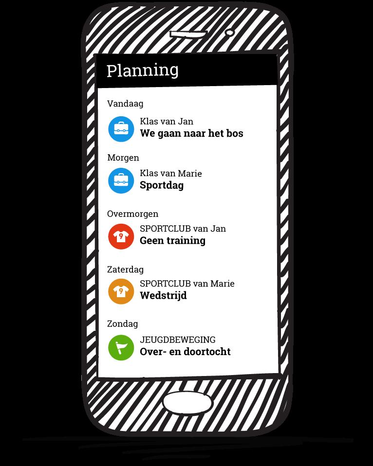 online familieplanner
