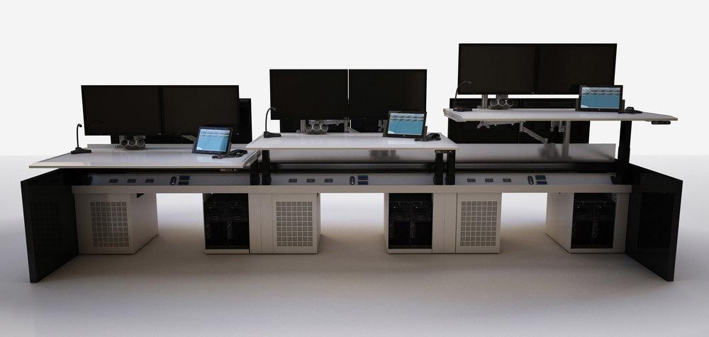 NEO Trading Desks - click to discover