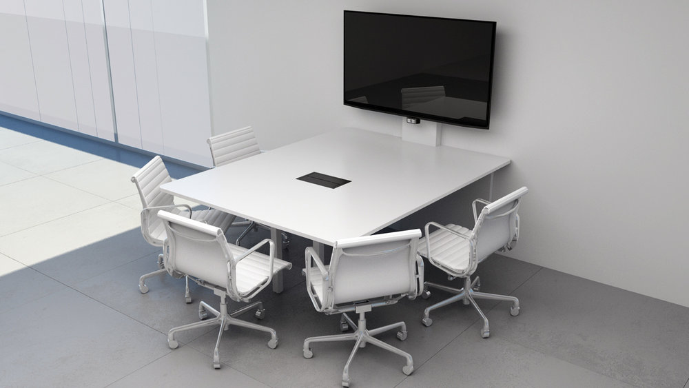FORm_AV Huddle Table