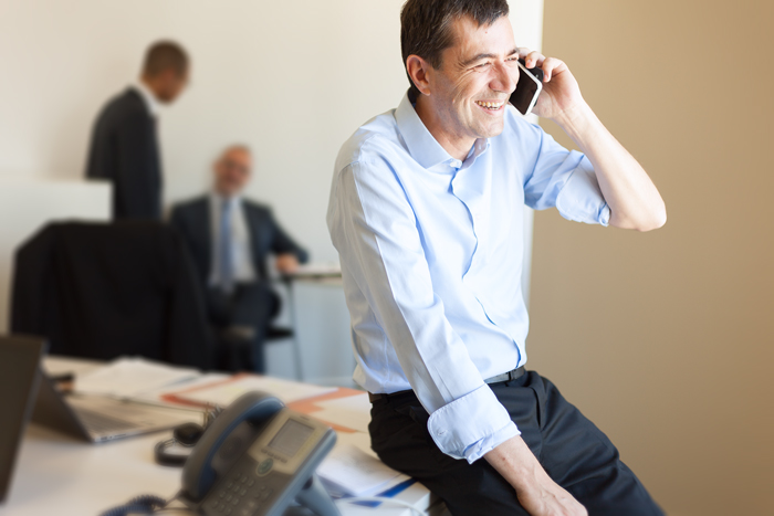 Consultant recrutement DL Partners téléphone
