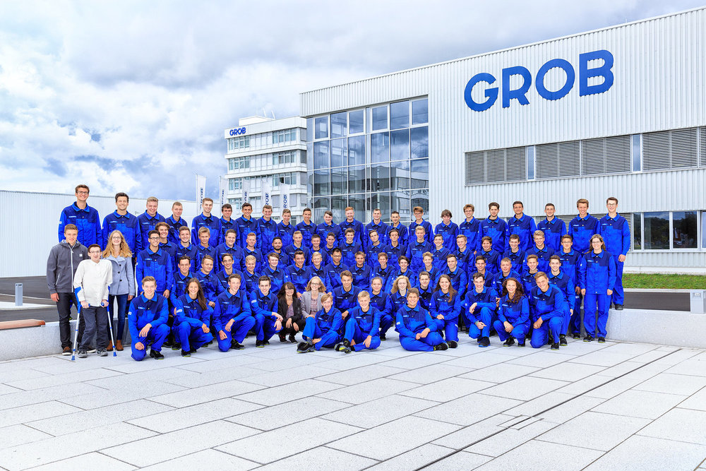 Image taken from GROB's website. To learn more about GROB Apprenticeships and other programs, click  here.