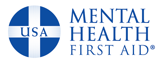 Mental Health First Aid Training Sessions are provided to help citizens recognize risk factors and warning signs of Mental Illnesses and others