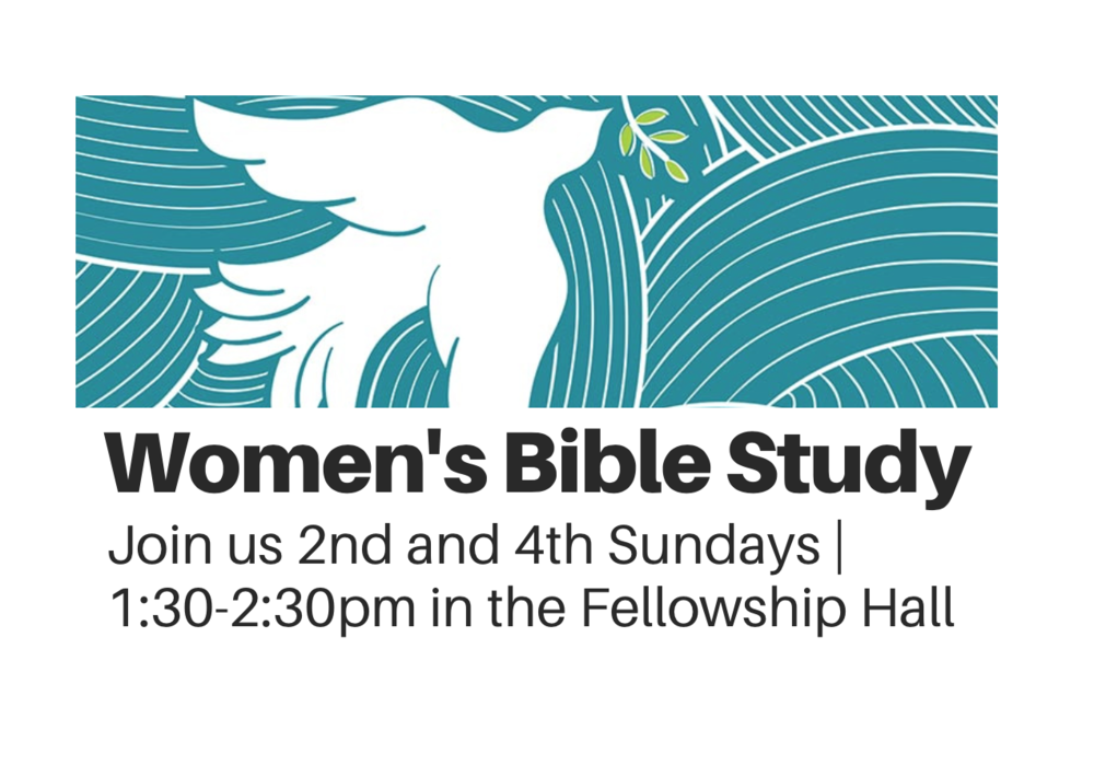 Sundays: - Join the ladies at Vroom Street Church twice each month on 2nd and 4th Sundays after Fellowship Hour for scripture and study on relevant issues affecting women today.For further information, contact Katie Sweeting at katie.sweeting@gmail.com, Phone: 201.369.1609