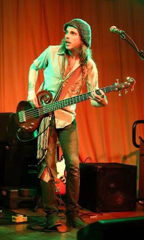 - Those of you who have been to a Brother Adams show know that Jairimi Driesenga and his bass,