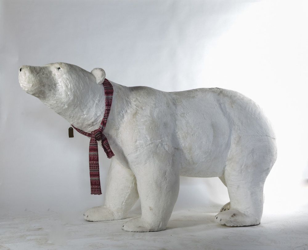 Winter Wonderland polar bear.JPG