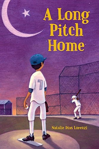 Long Pitch Home - Lorenzi, Natalie 9781580897136Bilal's family has to move to the United States from Pakistan but his father must stay behind. Bilal finds many things about the US strange- most of all, baseball.
